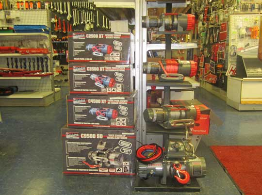 Power Winches